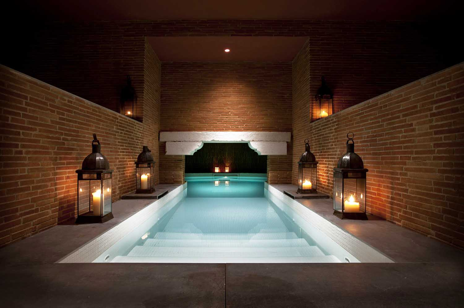 Spa in Tuscany