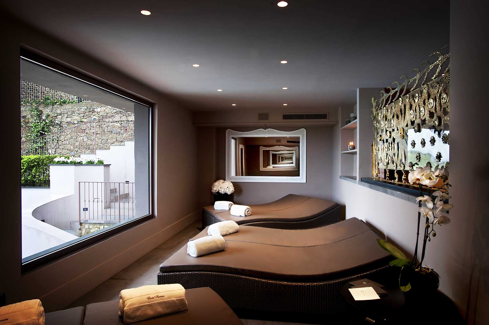 Spa in Toscana
